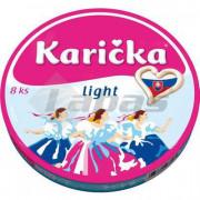 SYR KARIČKA LIGHT 125g TROJ.