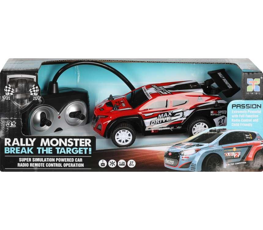 Auto Rally Monster 1:26