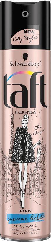 Taft Chic-Chignon lak na vlasy 1x250 ml