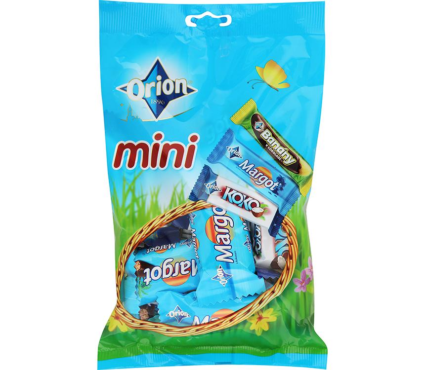Čokoládové tyčinky mini