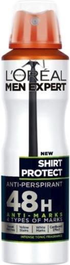 L'Oréal Men Expert Shirt Protect antiperspirant sprej pánsky 1x150 ml