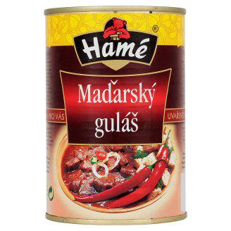 Maďarský guláš Hamé