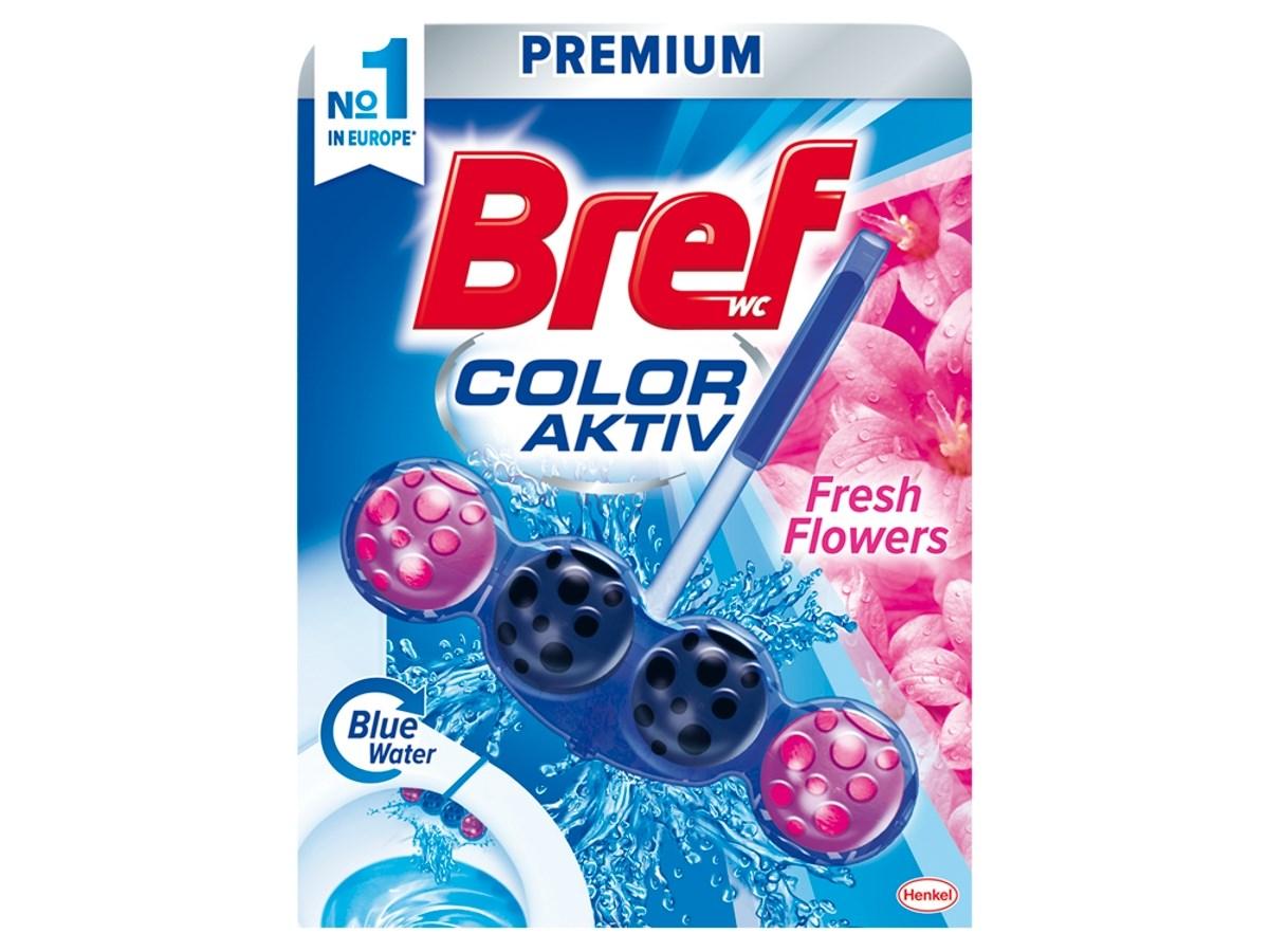 Bref WC blue activ fresh flower 1x50 g