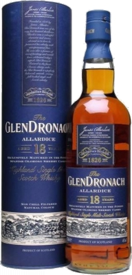 Glendronach Allardice 18YO 46% 0,70 L