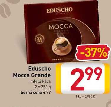 EDUSCHO MOCCA  2x250 g