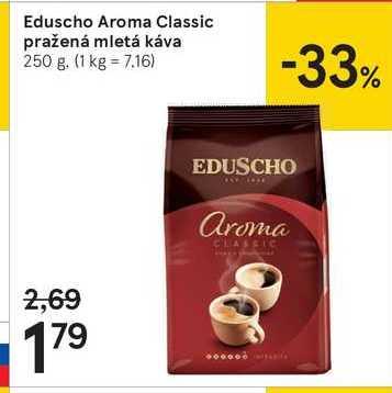 Eduscho Aroma Classic pražená mletá káva, 250 g
