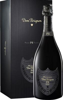 Dom Pérignon Blanc 2000 P2 12,5% 0,75 L Gift Box