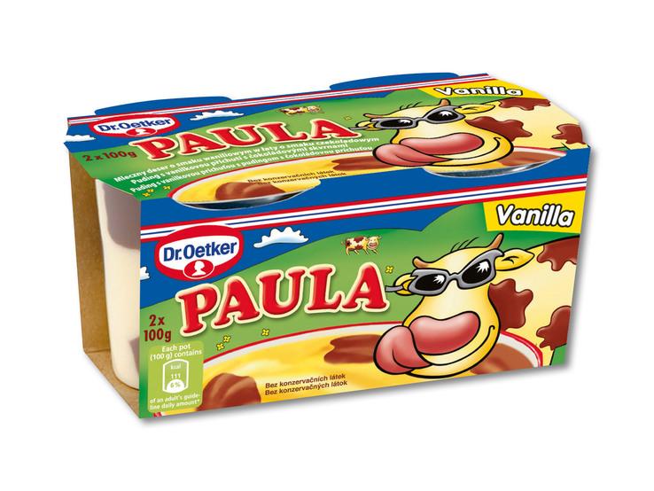 Paula puding