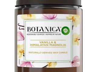 Obrázok Air Wick Botanica Vanilka a himalájska magnólia sviečka 1x205 g