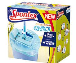 Spontex Express System Compact mop