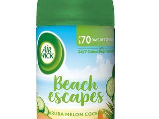 Air wick Beach escapes Aruba melon automatic spray náhradná náplň 1x250 ml