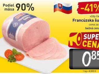Francúzska šunka  100 g