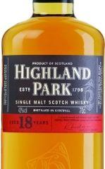 Obrázok Highland Park 18YO 43% 0,70 L