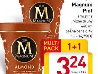 Magnum Pint zmrzlina  440 ml