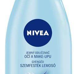 Nivea Jemný odličovač očných partii 1x125 ml