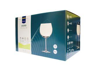 Poháre na víno Aveiro 650ml Metro Professional 6ks