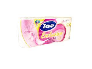Zewa Ultra Soft Toaletný papier 4-vrst. 1x8 ks