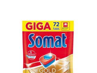 Somat Gold duopack tablety do umývačky riadu 1x72 ks