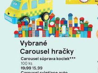 Obrázok Carousel súprava kociek
