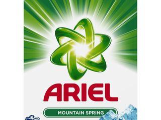 Obrázok Ariel Mountain spring prací prášok 4 prania 1x24 ks