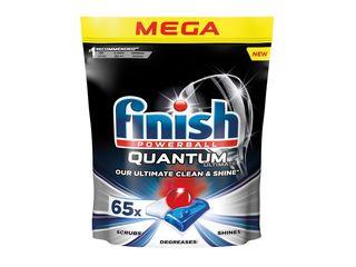 Finish Quantum Ultimate Regular tablety do umývačky riadu 1x65 ks