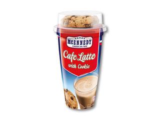 Obrázok Cafe Latte a Cookies