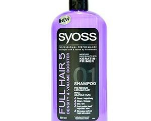Syoss Full Hair 5 šampón na vlasy 1x500 ml