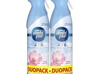 Ambi Pur Flowers&Spring sprej 2x300 ml