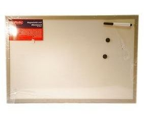 Tabuľa magnetická biela 40x60 cm Herlitz 1ks