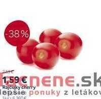Rajčiaky cherry, 250 g