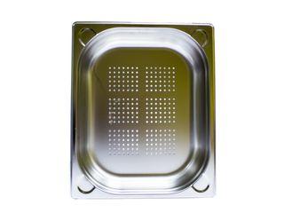 Nádoba GN1/2 nerez 65 mm perforovaná APS 1 ks
