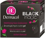 Obrázok Zmatňujúci hydratačný gél Black Magic, 50 ml