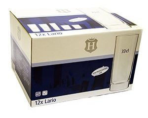 Pohár Long drink Lario 330ml Metro Professional 12ks