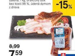 Tesco gazdovská slanina, 1 kg