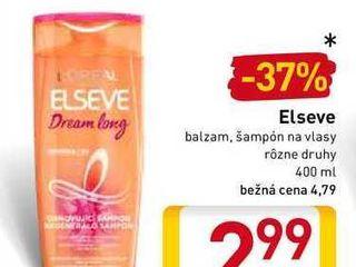Elseve balzam, šampón na vlasy  400 ml