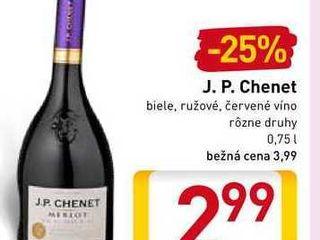 J. P. Chenet  0,75 l