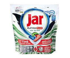 Jar Platinum Plus Tabs 50ks
