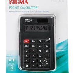 Kalkulačka PC018-8 SIGMA 1ks