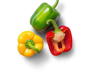Paprika farebná