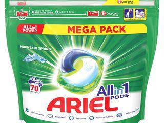 Ariel Mountain Spring gélové kapsuly 1x70 ks
