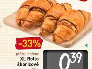 XL Rollo škoricové 75 g