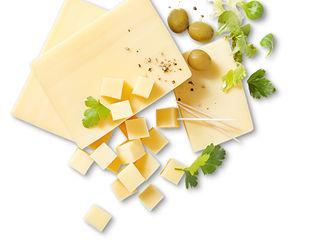 Obrázok Polotvrdý zrejúci syr
