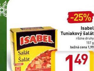 Obrázok  Isabel Tuniakový šalát 157 g