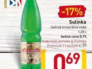 Obrázok Sulinka 1,25 l