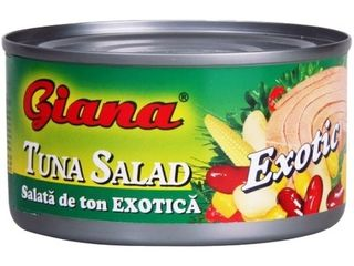 Obrázok Tuniakové šaláty Giana