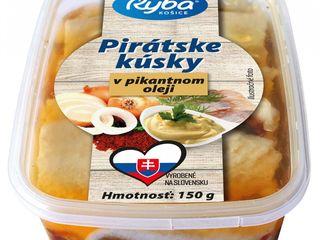 Obrázok Pirátske kúsky v pikantnom oleji,...