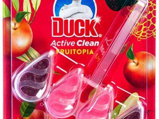 Obrázok Duck Active Clean Fruitopia WC blok 1x38,6 g