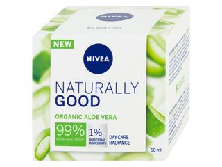 Nivea Naturally Good denný krém 1x50 ml
