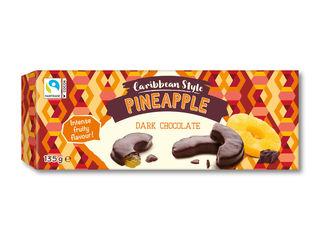 Obrázok Ananás v čokoláde