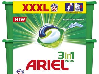 Obrázok Ariel Mountain spring gelové tablety 2x28 ks